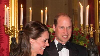 Kate Middleton y los hermosos vestidos de su visita a París