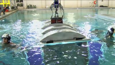 ¿Cómo es el entrenamiento de supervivencia para los miembros de la Marina de EEUU?