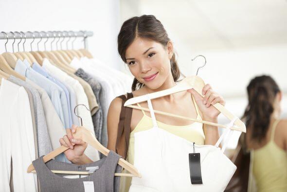 El secreto: maximizar. La asesora de moda y experta en 'marketing' perso...