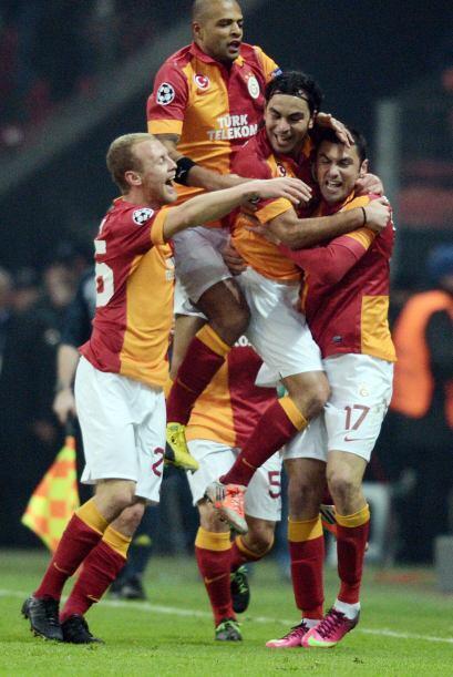 Los turcos parecían encaminados a vencer a un Schalke irregular en los ú...