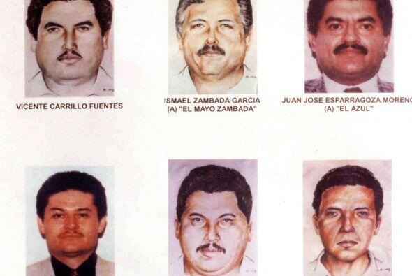 El liderato del cártel para muchos está ahora en manos de José Esparrago...