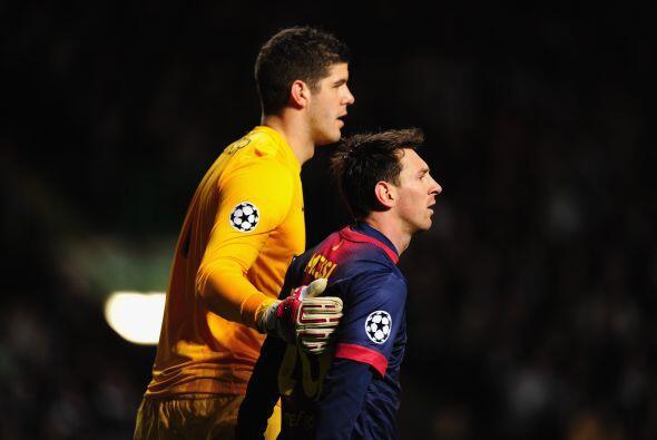 No permitió que todas las estrellas del cuadro español hicieran gol.