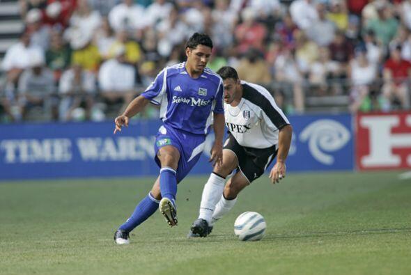 2005: MLS 4-1 Fulham. El primer rival europeo para las Estrellas de la M...