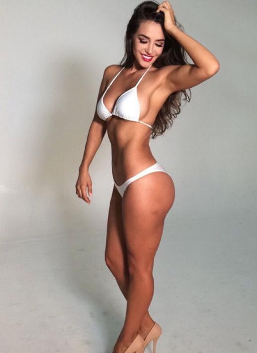 La modelo y actriz recuerda su paso por Nuestra Belleza Latina 2009 como...