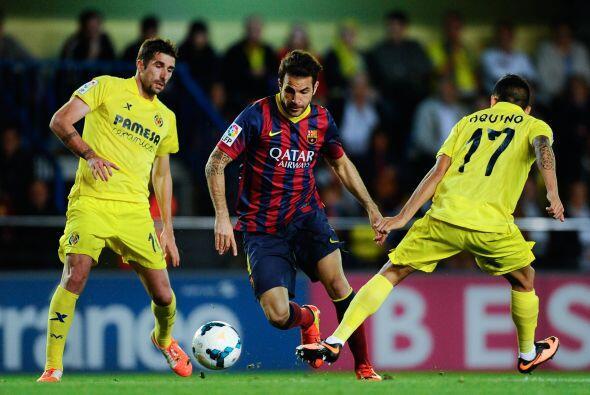 La media cancha sufrió la partida de Cesc Fábregas al fútbol inglés con...