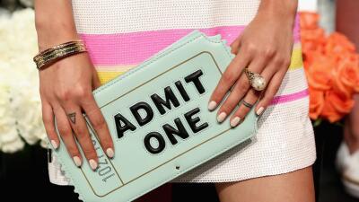 Bolso Kate Spade Spring 2016 en New York Fashion Week
