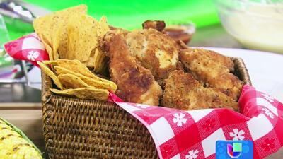 Aprende a hacer el verdadero pollo frito