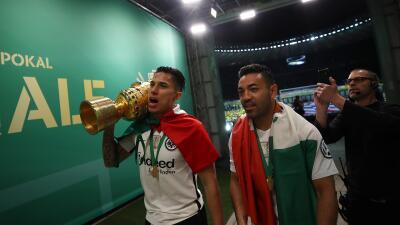 ¡Sin mexicanos! Eintracht no registró ni a Fabián ni a Salcedo para la Europa League