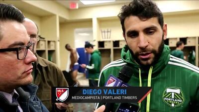 Diego Valeri palpita la MLS Cup