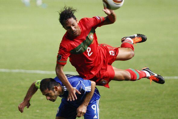 Portugal tampoco se fue limpia. Si bien es cierto que golearon 4-0 a Chi...