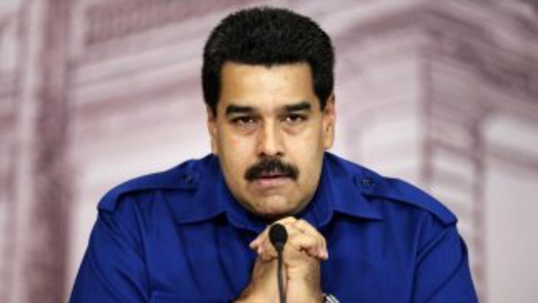 El presidente venezolano considera que las telenovelas son violentas y f...