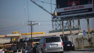 EN FOTOS: Una deportación de ICE, paso a paso