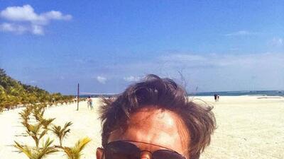 """Sebastián Rulli responde a quienes lo critican por """"estar siempre de vacaciones"""""""