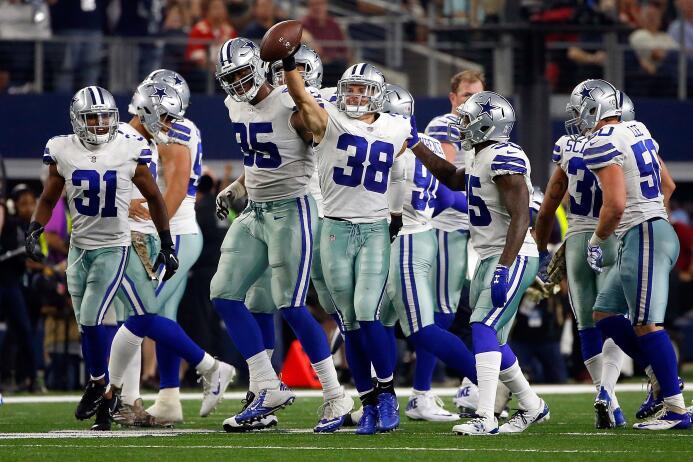 Dallas Cowboys superan a Kansas City y logran importante victoria en el...