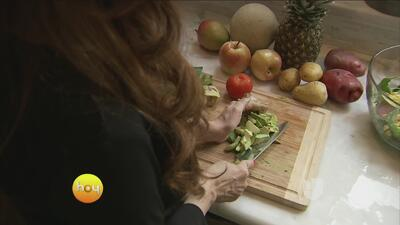 Alimentos orgánicos para evitar pesticidas