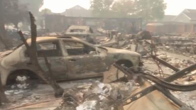 Residentes de Santa Rosa afectados por los incendios podrán recibir ayuda para obtener un lugar para vivir