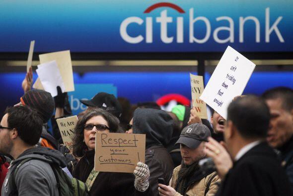 """CITIGROUP """" El que fuera el mayor banco en Estados Unidos también inform..."""