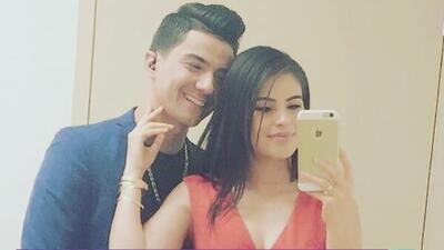 ¿Por qué Luis Coronel no sigue en Instagram a su novia? (ni ella a él)