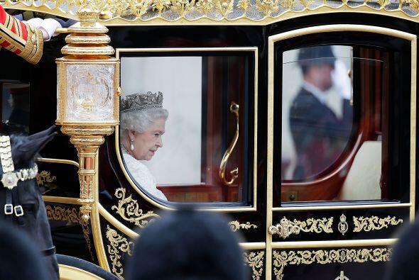 El carruaje comenzó a fabricarse con motivo de su 80 cumpleaños.