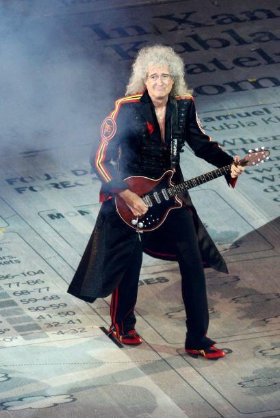 El guitarrista de Queen, Brian May es otro que es conocido por sus estud...