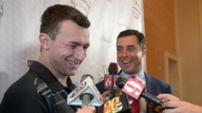 Los Browns estarían muy interesados en Johnny Manziel… ¿o se trata de un...