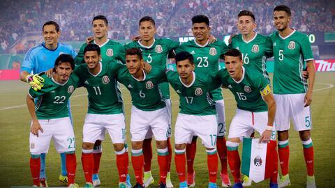 México da a conocer lista preliminar para la Copa Oro