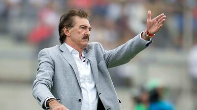 El estratega de Chiapas se mostró contento por el accionar de su equipo...