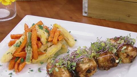 Consiente a los niños de la casa con estos deliciosos dedos de pollo en...
