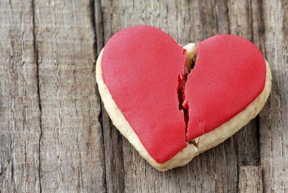 Terminar una relación no es cosa fácil, implica un cambio...
