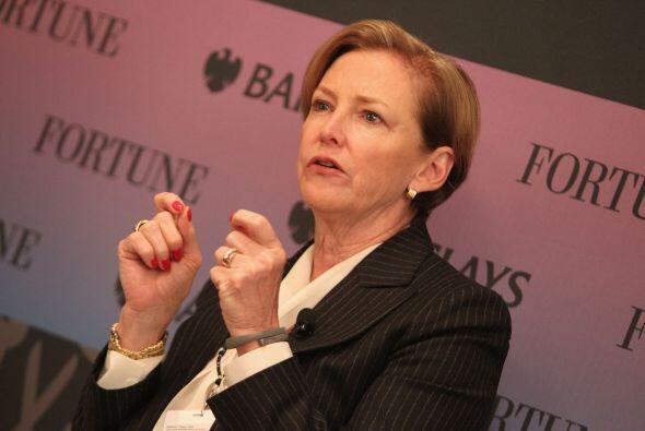 5.Ellen Kullman.  La plaza número 5 es para la CEO de DuPont, Ell...