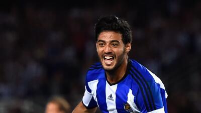 Carlos Vela cerró la temporada con su noveno gol.