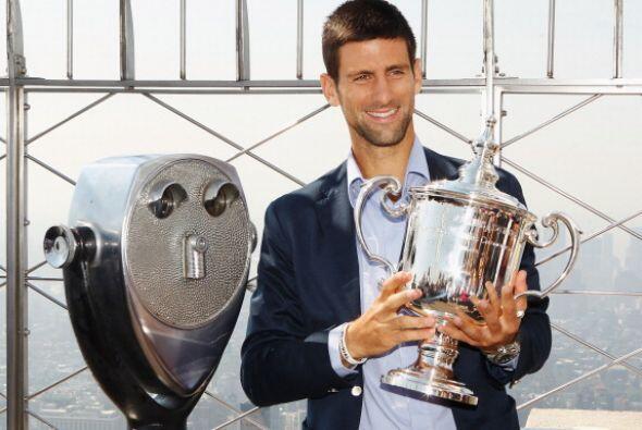 """El tenista de Belgrado señaló tras el torneo que """"nadie es invencible"""" p..."""