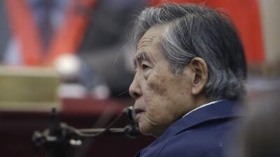 Juez anula el indulto humanitario de Alberto Fujimori y ordena recluirlo de nuevo en prisión