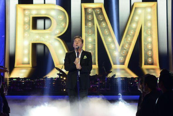 Nuestro juez invitado de la semana es el talentoso y renombrado Ricardo...