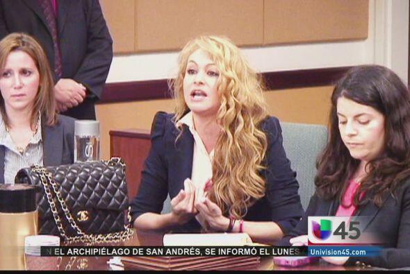 Paulina Rubio pronto podría estar de visita en Houston, pero no por dive...