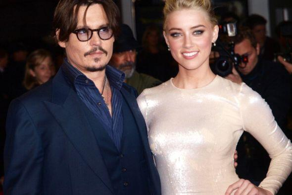 Y su estatus se ha elevado aún más al ser la nueva musa del actor Johnny...