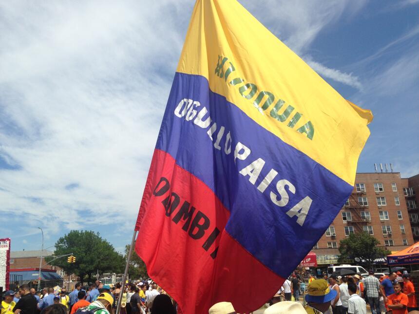 El 20 de julio se celebra la independencia de Colombia.