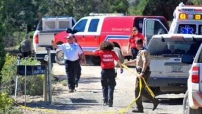En el accidente murieron cuatro personas. Las autoridades mantienen acor...