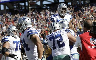 Dallas Cowboys vs. San Francisco 49ers 2017