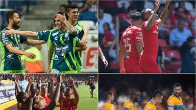 Clásico Nacional, la sorpresa de Puebla y más: así se jugó la jornada 10 de la Liga MX