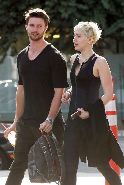 La cantante y su novio se la pasan juntos todo el tiempo y en esta ocasi...