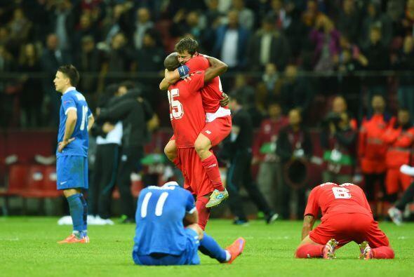 Al final el Sevilla se llevó el título de la Europa League ante el llant...