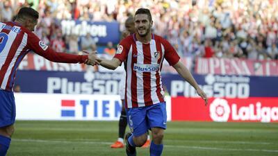 Atlético de Madrid sueña con el tercer puesto al vencer a Sevilla
