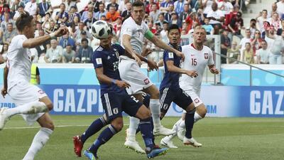 Japón pasó a octavos de final en el Mundial, a pesar de perder con este gol ante Polonia