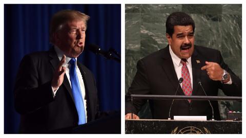 Donald Trump firma orden ejecutiva sobre nuevas sanciones financieras a...