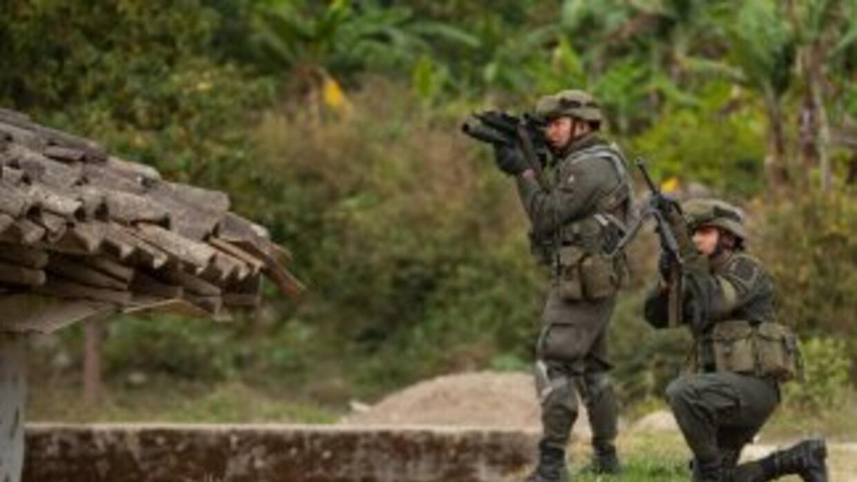 El Ejército colombiano seguirá en la zona del Cauca, afirmó el president...