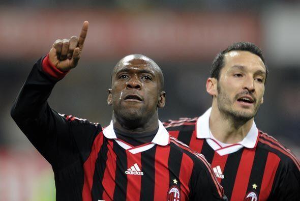 Y cuando todo indicaba que el duelo acabaría 0-0, Milan ganó con un tant...