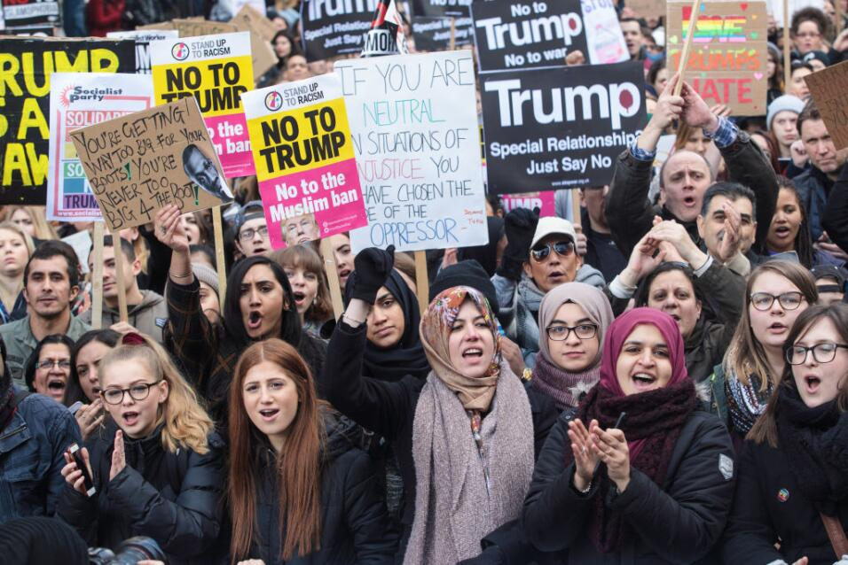 Departamento de Seguridad Nacional da marcha atrás a veto migratorio de...