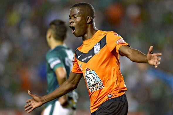 Enner Valencia (10): Fue la figura de la final. El ecuatoriano demostró...