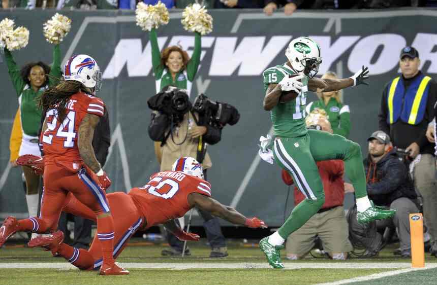 Las mejores imágenes del Buffalo Bills - New York Jets